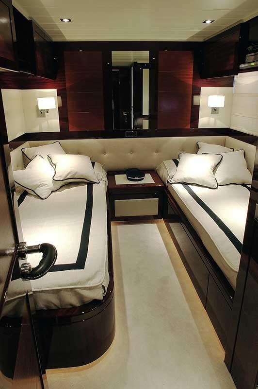 Amer Yacht Amer 86 Lady Federica CABINA-OSPITI-GUEST-CABIN1