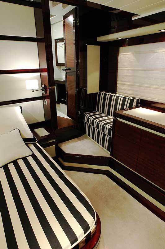 Amer Yacht Amer 86 Lady Federica CABINA-VIP-3-VIP-CABIN-31