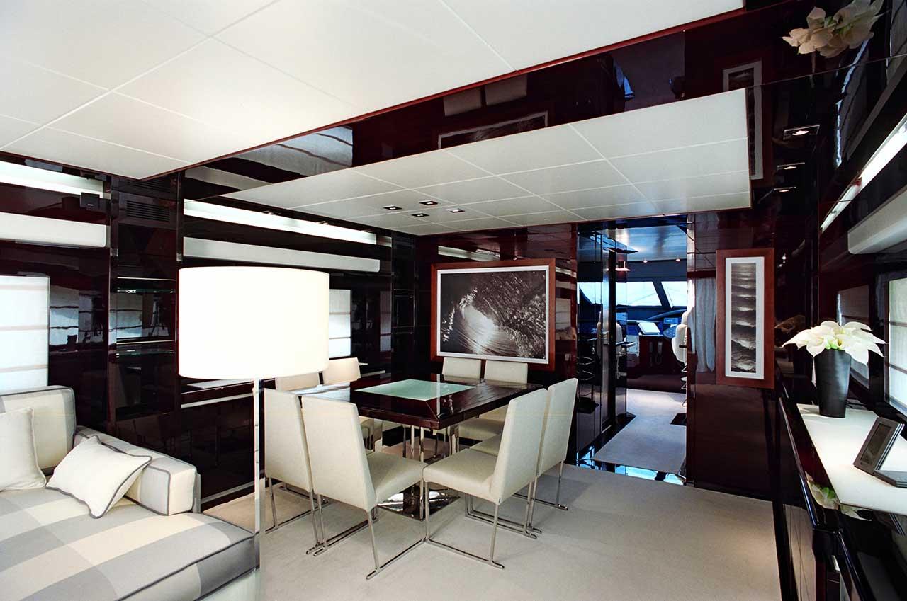 Amer Yacht Amer 86 Lady Federica SALA-DA-PRANZO-2-DINING-ROOM-23
