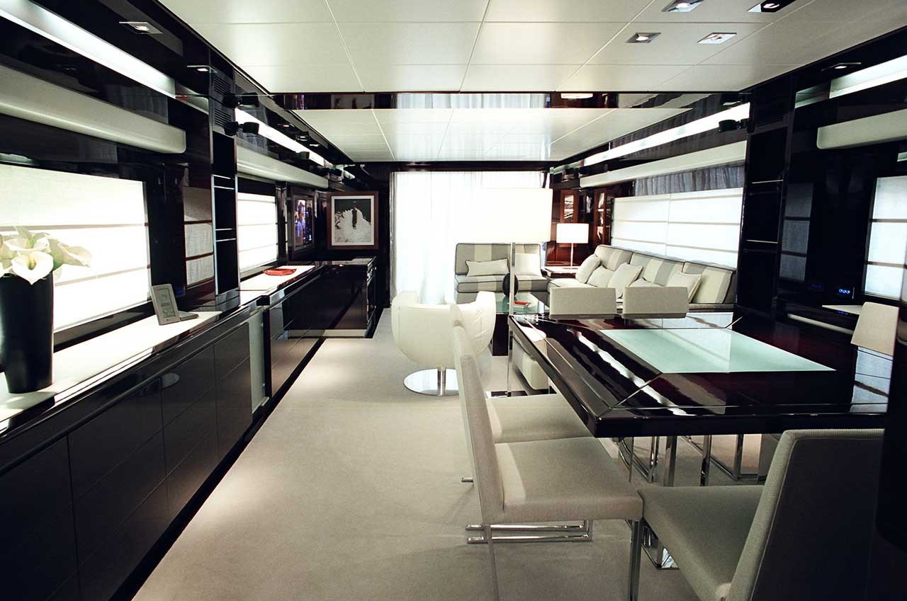 Amer Yacht Amer 86 Lady Federica SALA-DA-PRANZO-3-DINING-ROOM-31