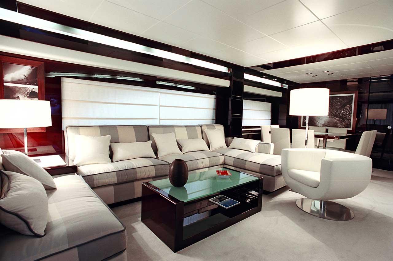 Amer Yacht Amer 86 Lady Federica SALONE-SITTING-ROOM6