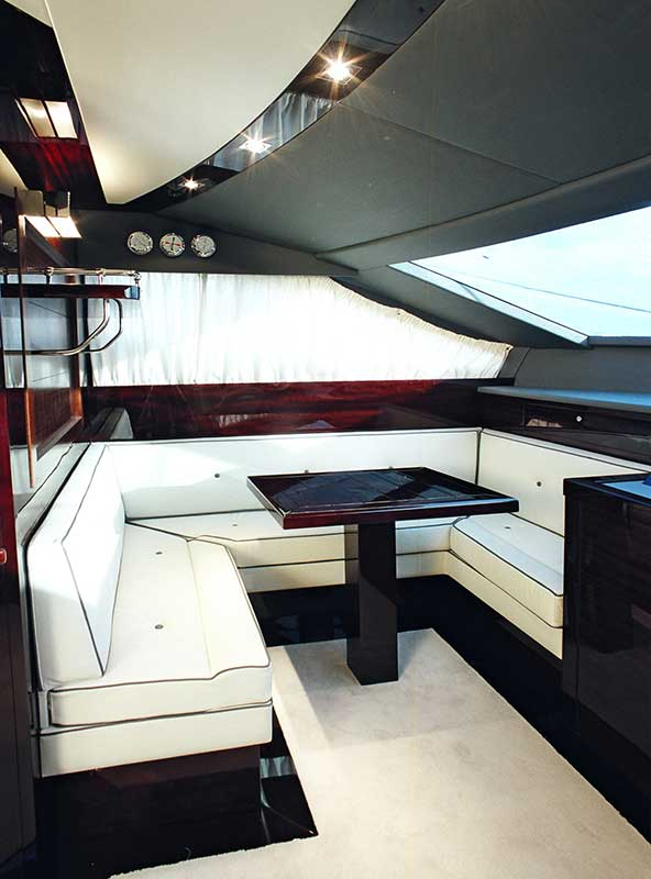 Amer Yacht Amer 86 Lady Federica TIMONERIA-3-WHEELHOUSE-31