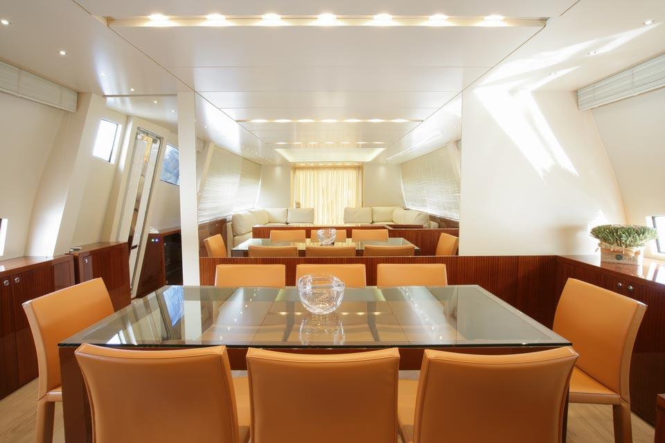 Amer Yacht, Amer 92, Vizantia SALA-DA-PRANZO-3-DINING-ROOM-32