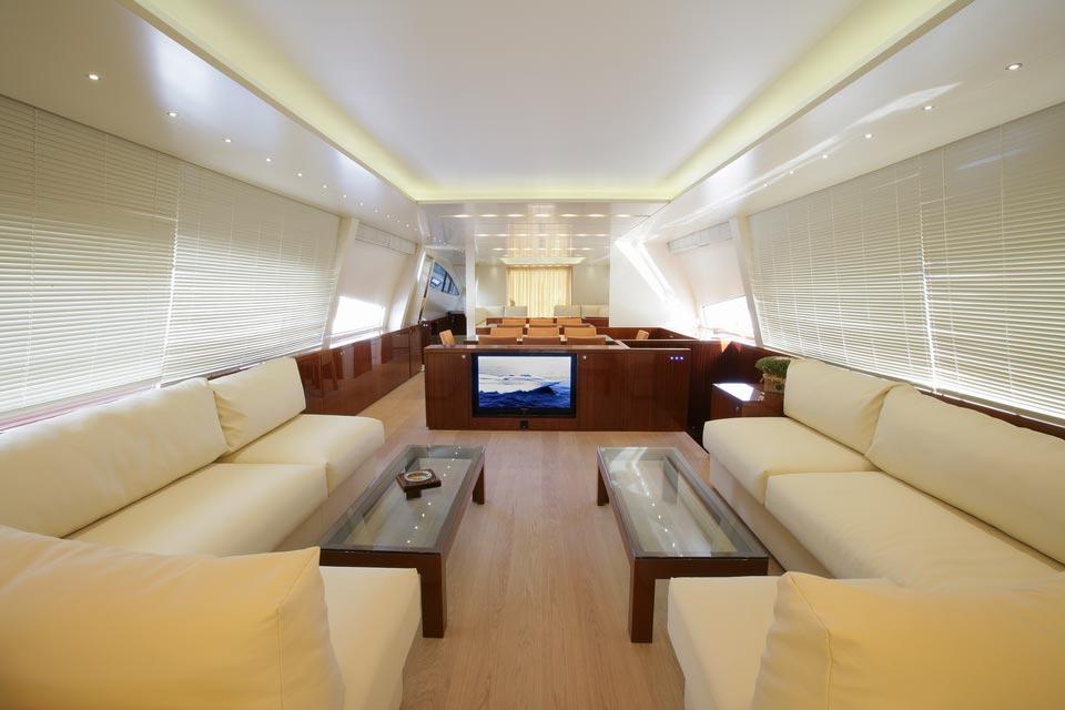 Amer Yacht, Amer 92, Vizantia SALONE-SITTING-ROOM14