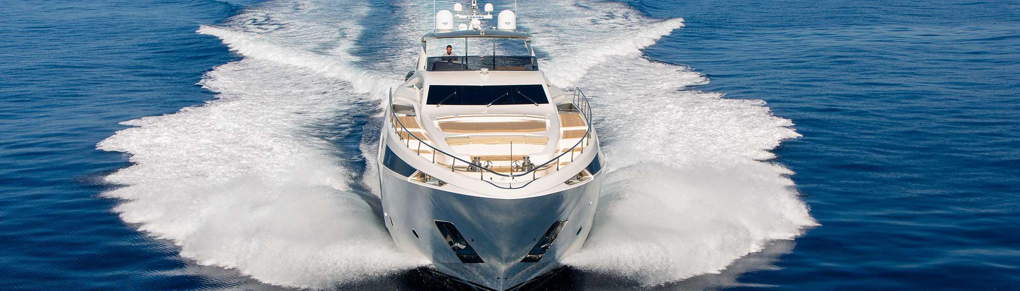Amer Yacht - Amer CENTO NAVIGAZIONE-63
