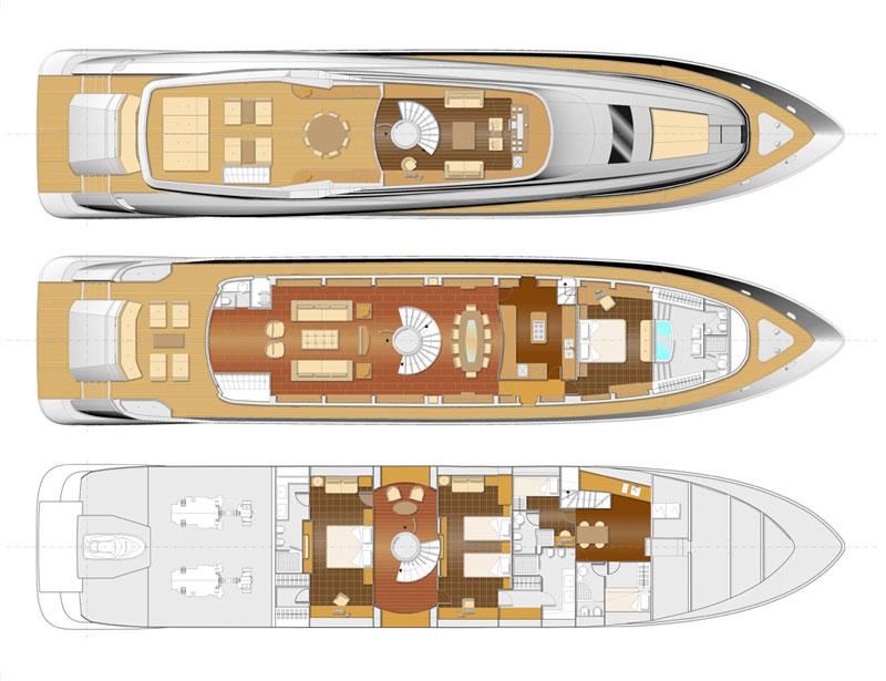 Amer Yachts - Amer 116 1