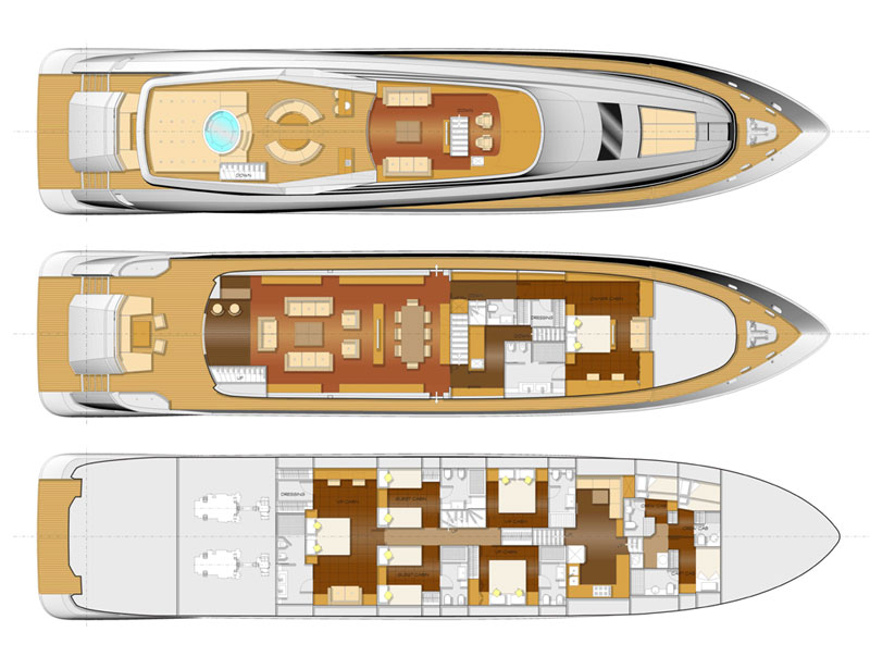 Amer Yachts - Amer 116 2