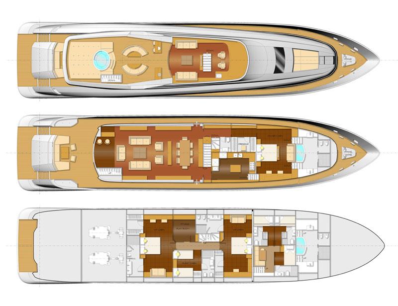 Amer Yachts - Amer 116 4