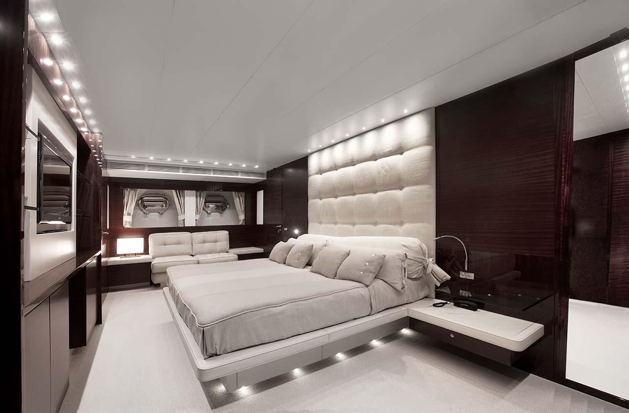 Amer Yachts - Amer 116 CABINA-VIP-VIP-CABIN