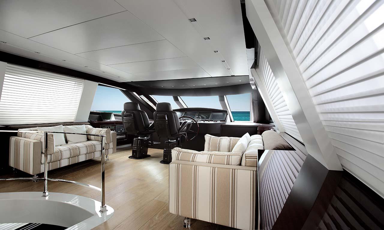Amer Yachts - Amer 116 TIMONERIA-WHEELHOUSE