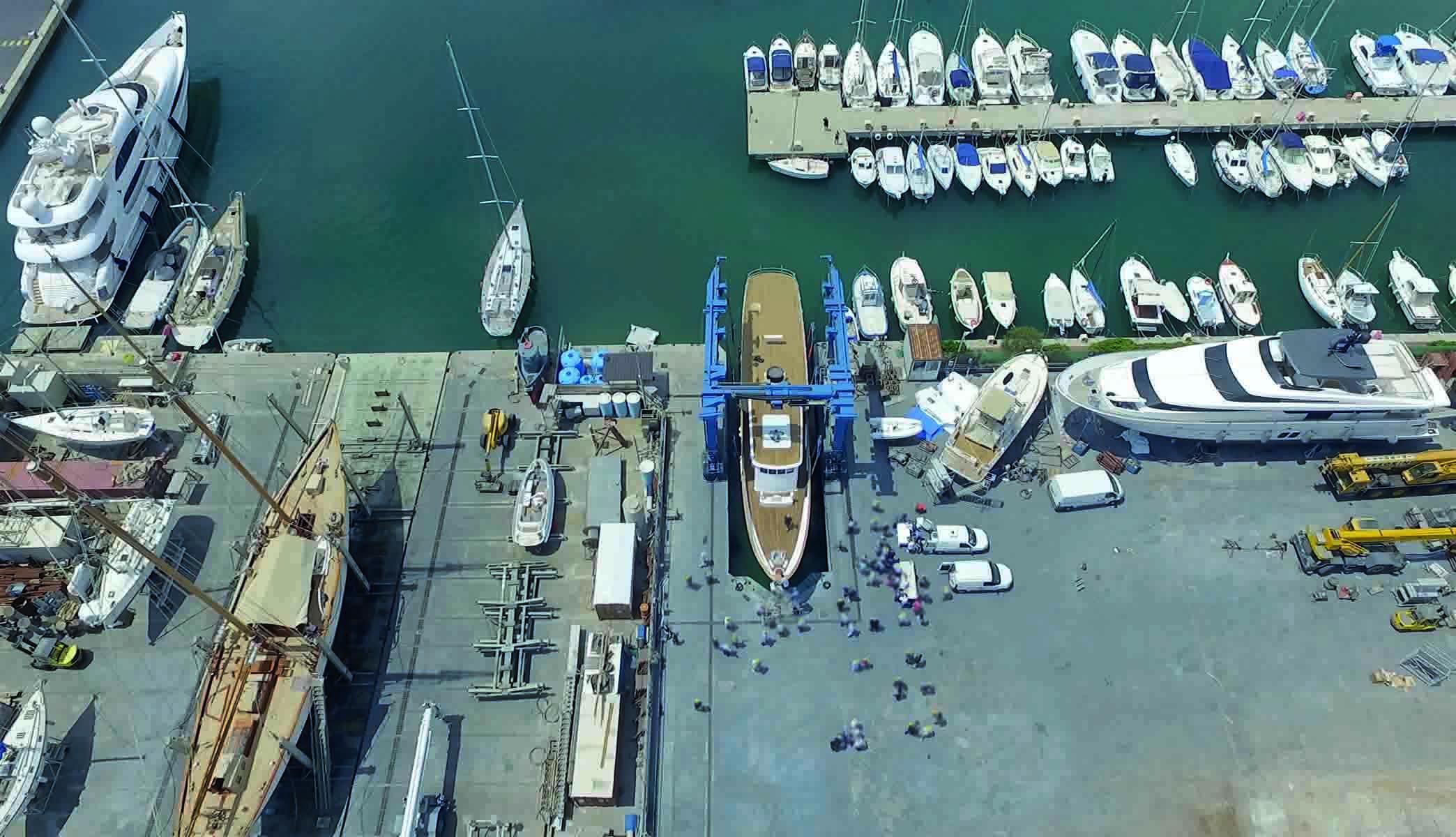 Sanremo Ship - quarta di copertina - sanremo