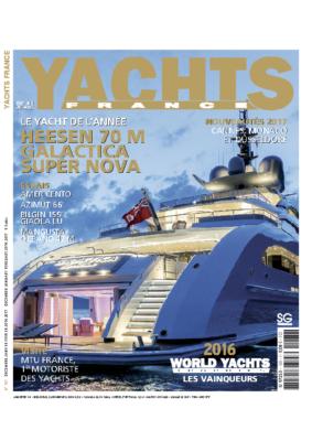 2016 12 – Amer Cento – Yachts France 161 FR—