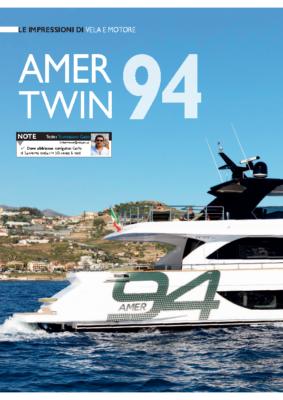 2018 12 – Amer 94 Twin – Barche da Sogno – IT
