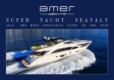 Seataly – Amer Cento Quad – built 2016